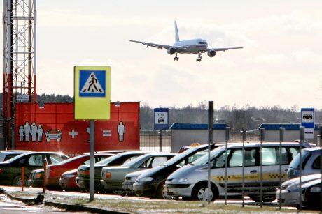 Startuoja skrydžiai iš Palangos į Dortmundą