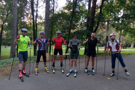 lygumų slidinėjimas dėl hipertenzijos
