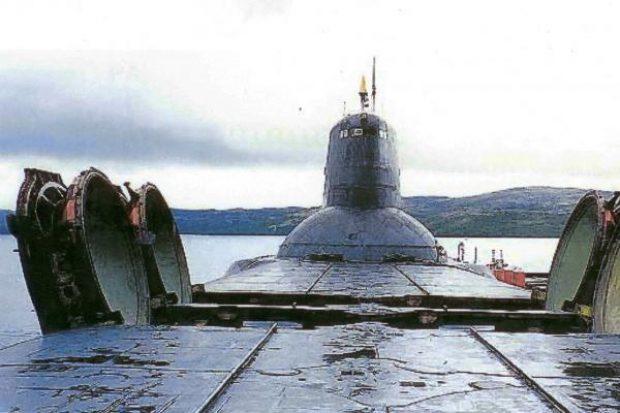 Россия уничтожила 120 твердотопливных БРПЛ Р-39 морского базирования, разме
