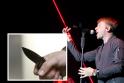 SEL koncerte liejosi kraujas: kilo muštynės, peiliu sužalotas žmogus
