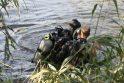 Tragedija Klaipėdos rajone: tvenkinyje nuskendo vyras