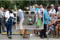 Prieš Jūros šventę Klaipėda sulaukė pinigų kaulytojų