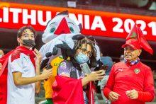 Pasaulio salės futbolo čempionato dešimtoji diena: į aštuntuką žengė Rusija ir Marokas