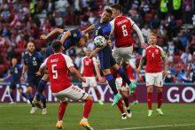 Danai turėjo pripažinti Europos futbolo čempionato debiutantų pranašumą