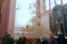 Velykų proga surištas rekordinis šiaudų sodas