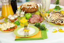 Patarimai, kad Velykų stalas būtų ne tik sotus, bet ir gražus bei sveikas