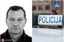Tauragės policija prašo pagalbos: ieško be žinios po eismo įvykio dingusio vyro <span style=color:red;>(gal matėte?)</span>