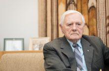 V. Adamkus: tokio jovalo Lietuvos vidaus politikoje dar nebuvo <span style=color:red;>(interviu)</span>