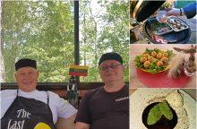 Kauniečiai G. Senulis ir A. Kazilionis siūlo vyriškos virtuvės patiekalus Velykoms <span style=color:red;>(receptai)</span>