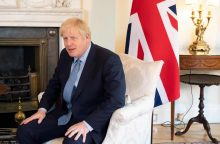 """B. Johnsonas: susitarimas dėl """"Brexit"""" – pasiektas <span style=color:red;>(pildoma)</span>"""