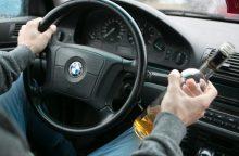 Klaipėdos rajone girtas BMW vairuotojas partrenkė pėščiąją ir pabėgo <span style=color:red;>(atnaujinta)</span>