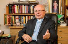 Verbų sekmadienį – kardinolo S. Tamkevičiaus žodis <span style=color:red;>(vaizdo įrašas)</span>