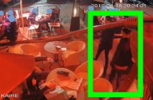 Ieško, kas Rotušės aikštėje įvykdė vagystę <span style=color:red;>(gal atpažįstate?)</span>