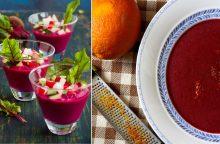 Šaltibarščiai – vasaros atgaiva <span style=color:red;>(netradiciniai receptai)</span>