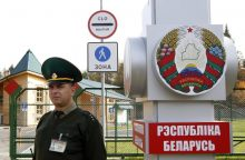 Baltarusija uždarė sieną su Lietuva <span style=color:red;>(papildyta)</span>
