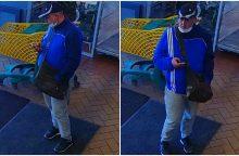 Prie parduotuvės paliko dviratį, o grįžus jo jau nerado <span style=color:red;>(policija ieško šio vyro)</span>